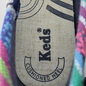 Keds Shoes - Keds Jute Bottom Slip On Espadrilles